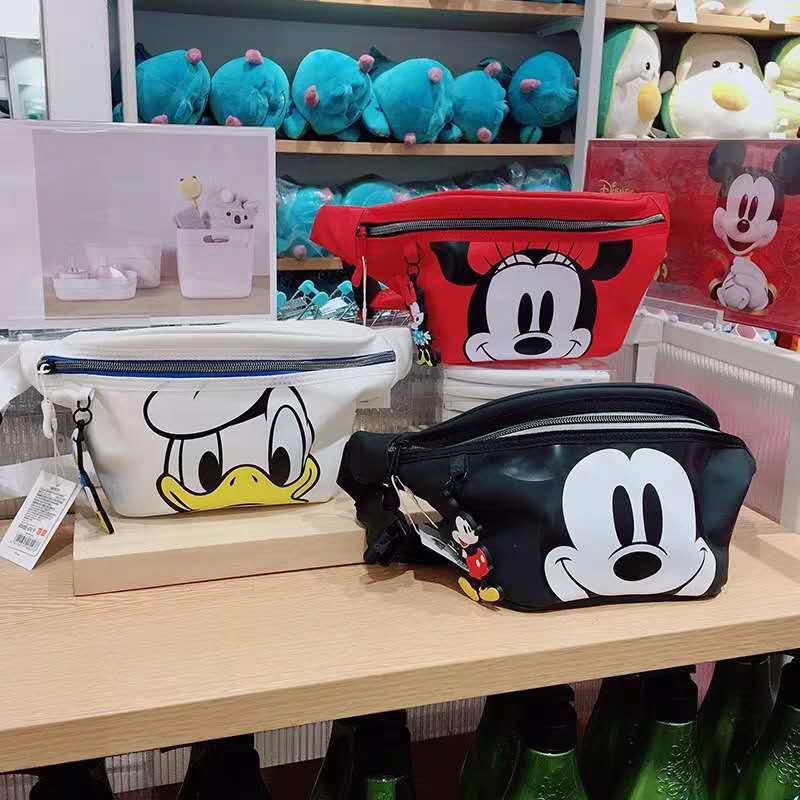 Bolso de Mickey bandolera en 5 colores.