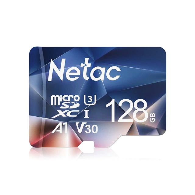 Tarjeta Netac 128gb