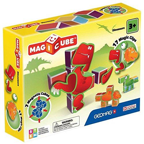 Geomag- Magicube Juguete de construcción