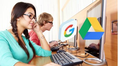 GRATIS : The Complete Google Drive Course - Mastering Google Drive (4.6*) - Udemy (Quedan 7 horas para reclamar)