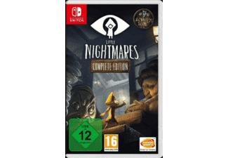 Little Nightmares Nintendo Switch (Mínimo histórico)