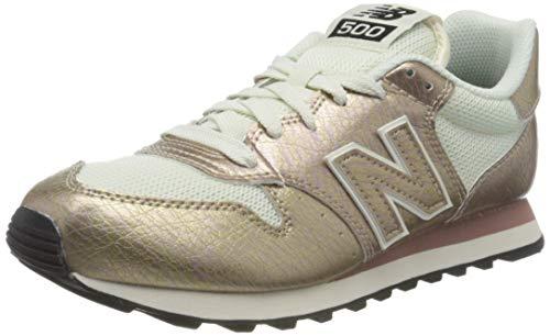 TALLAS 35, 36 y 37 - New Balance 500 M, Zapatillas para Mujer (Desde 24.93€)