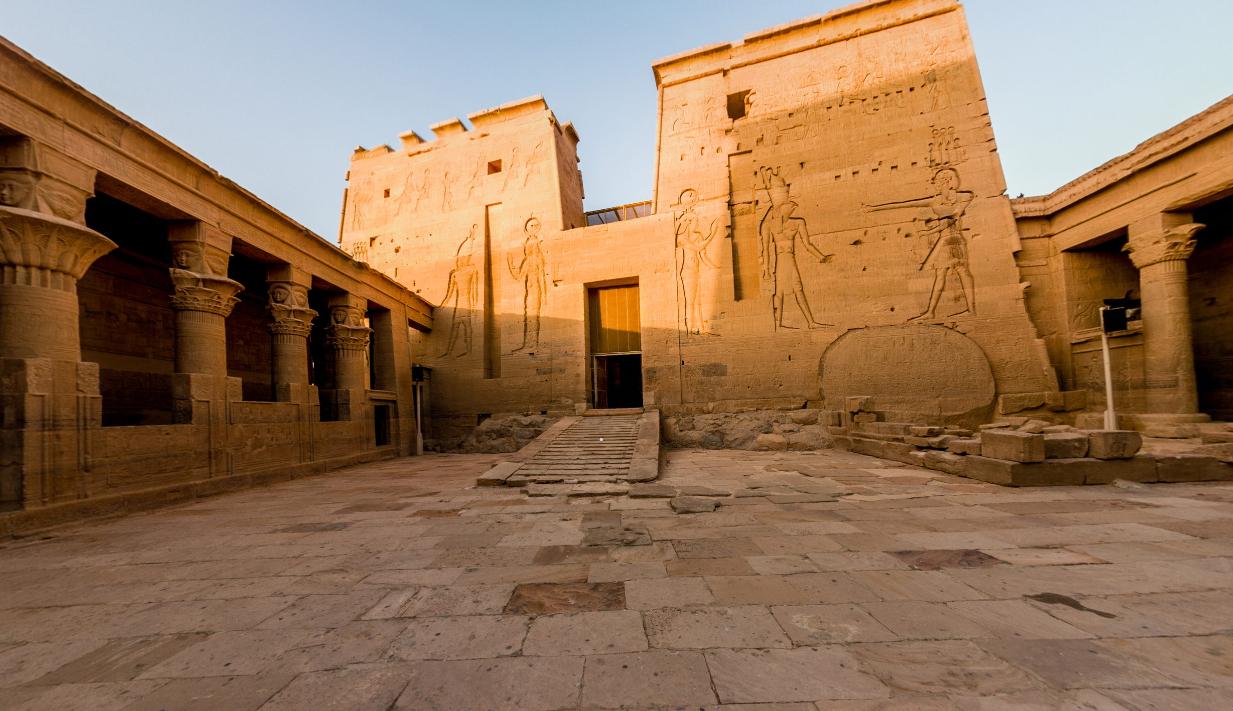 Visita virtual gratuita por yacimientos arqueológicos del antiguo Egipto