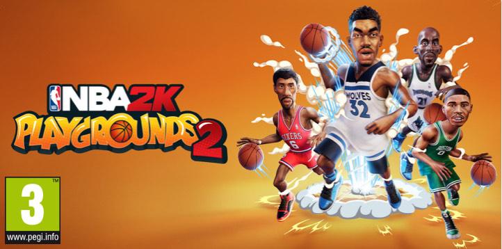 NBA 2K Playground 2 (Nintendo Switch)