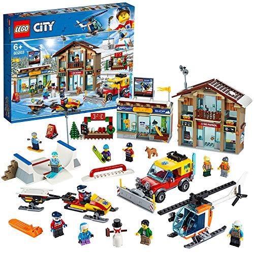 LEGO City Town - Estación de Esquí