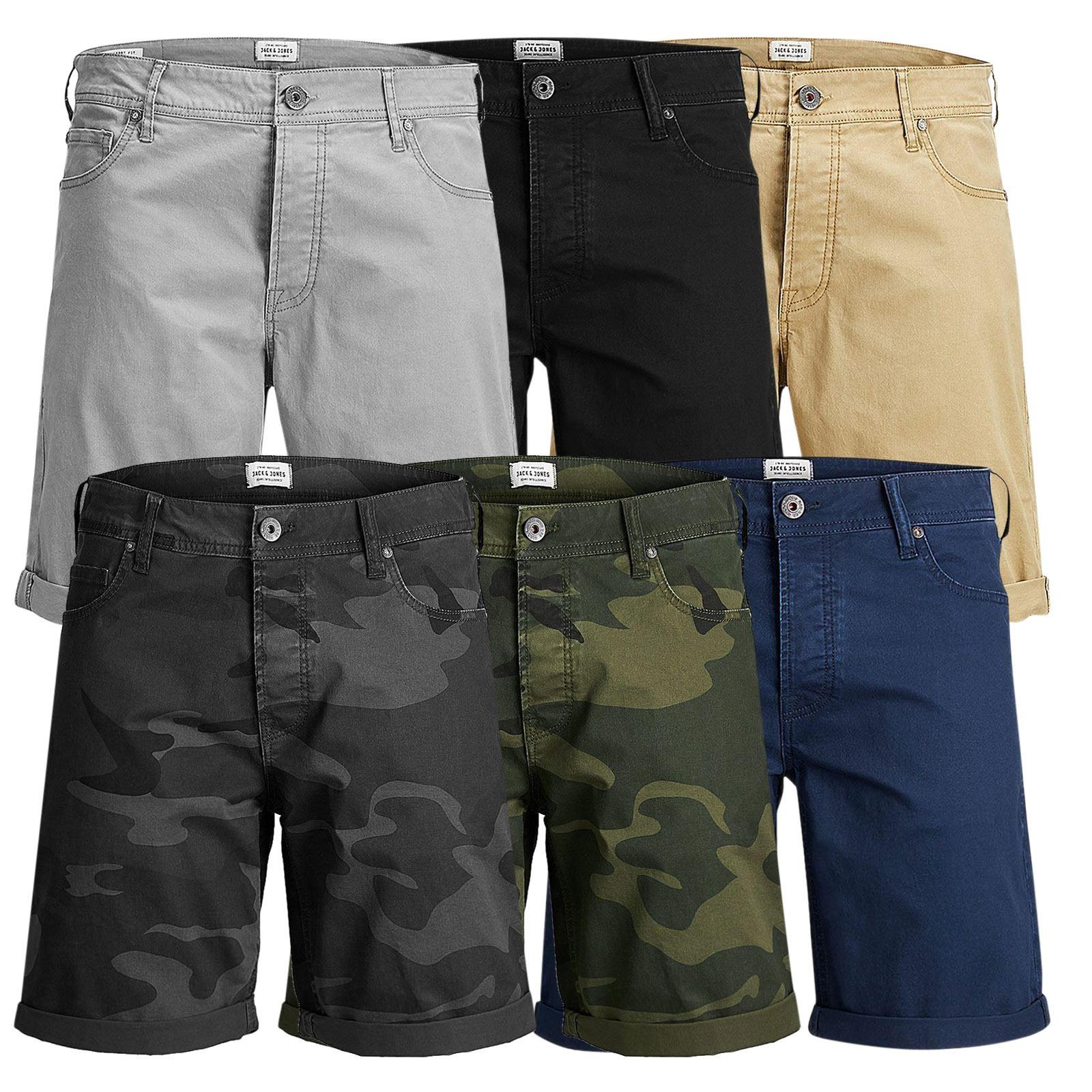 Ahórrate hasta un 70% + 10% adicional en los pantalones cortos JACK & JONES
