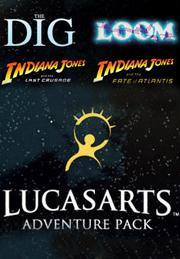 Paquete de aventura LucasArts para Steam