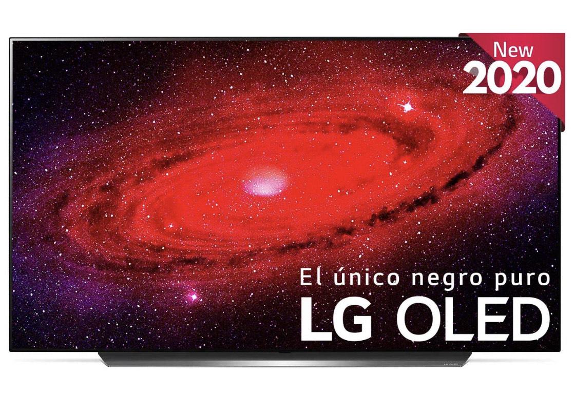 LG OLED 55' 2020 Inteligencia artificial