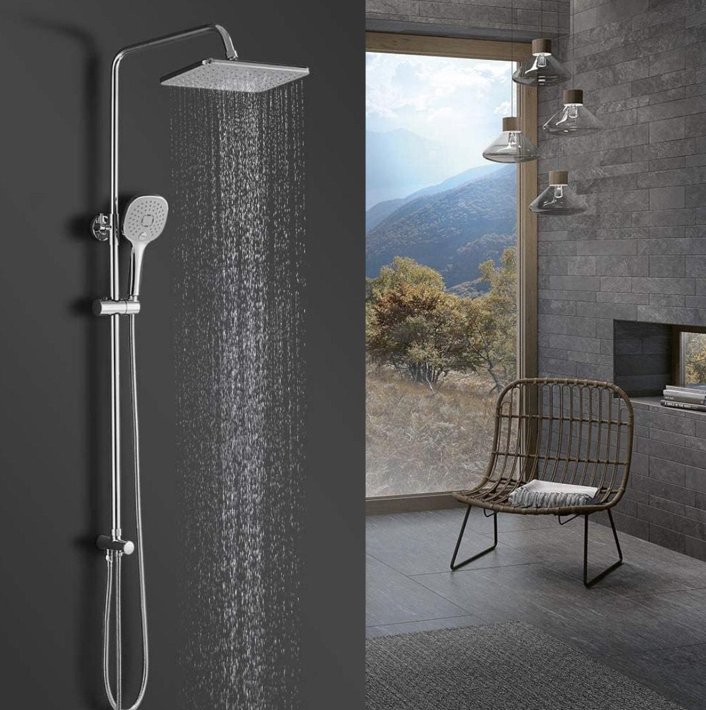 Columna de ducha con varias funciones