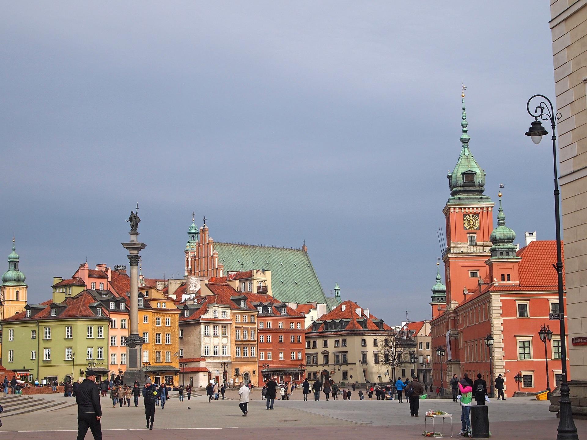 Fin de semana de Septiembre en Varsovia por 38€ ida y vuelta