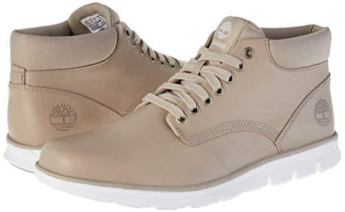 TALLA 45.5 - Timberland Bradstreet Leather Sensorflex, Botas Chukka para Hombre