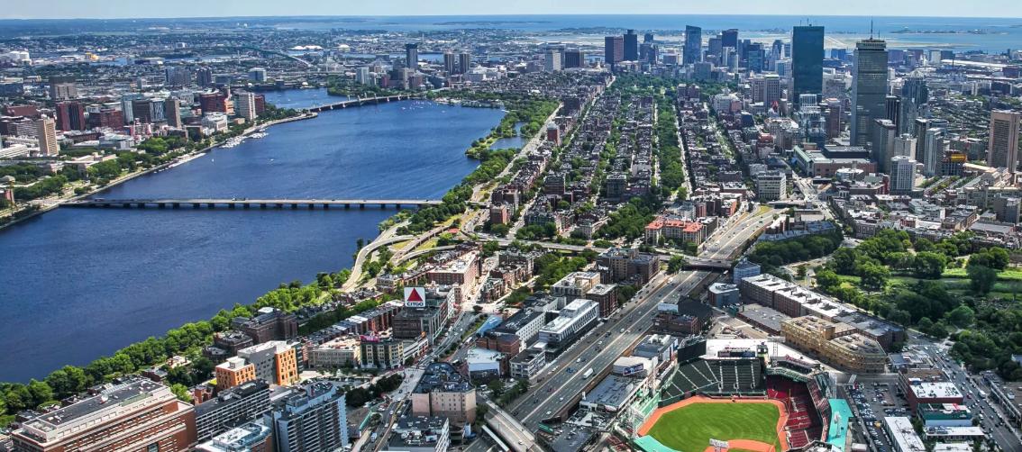 Vuelos BARCELONA a BOSTON desde SOLO 77€ Trayecto-Directo [Otoño-Invierno]