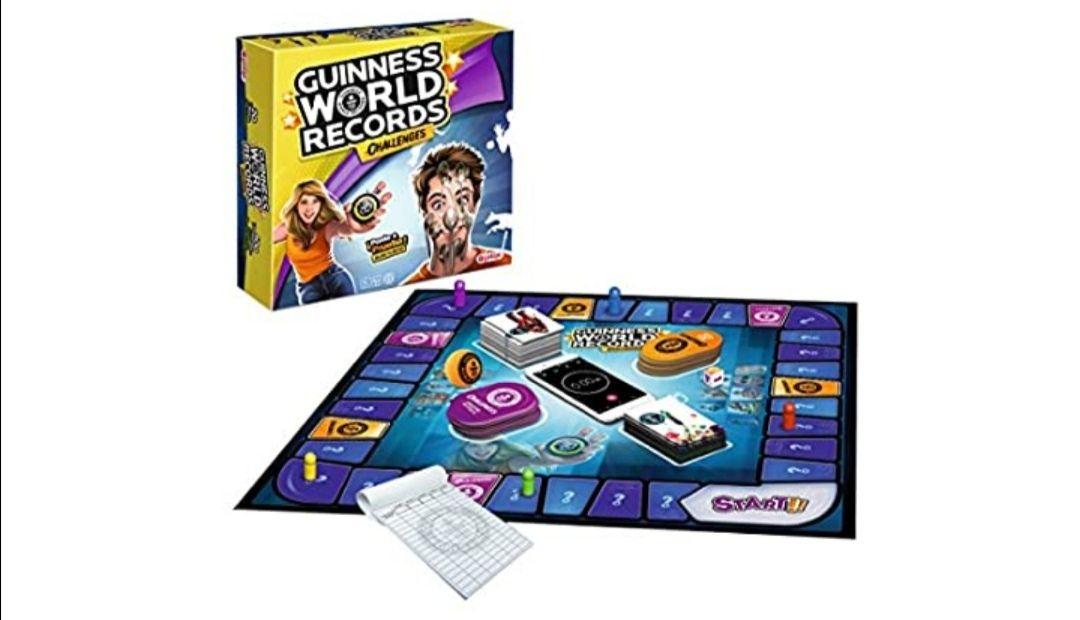 Lúdilo Guinness World Records Challenges