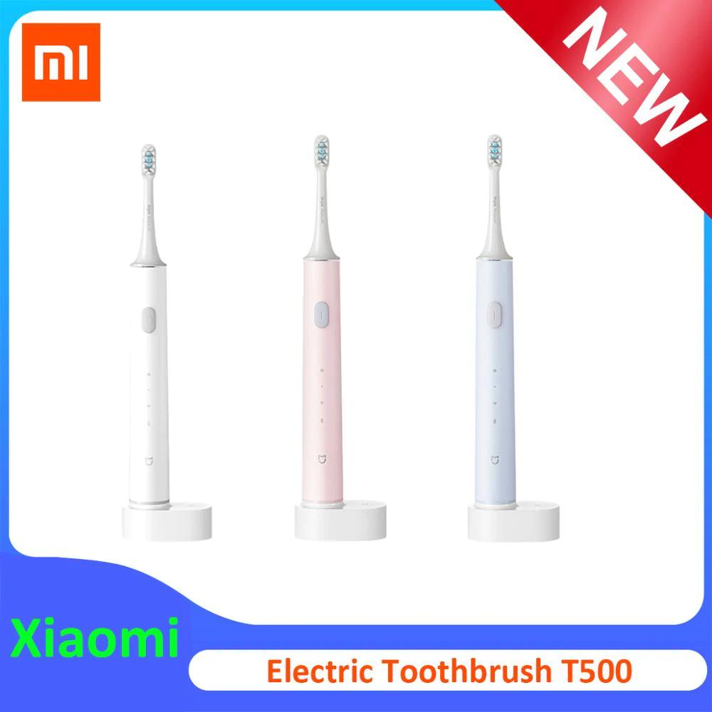 Original Xiaomi Mijia Sonic T500 Cepillo de dientes eléctrico
