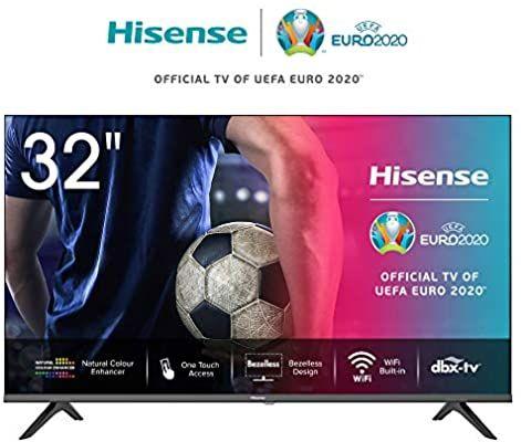 """Hisense. Smart TV LED HD 32""""(oferta Flash"""
