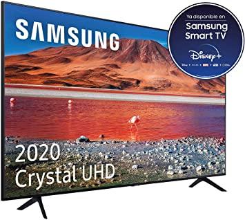 Samsung Crystal UHD 2020 Procesador Crystal 4K