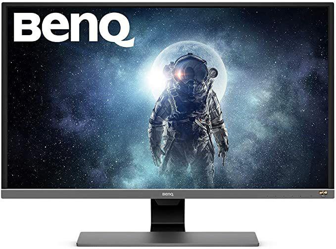 "Monitor BenQ de 32"" 4K UHD / 4ms / Modo HDR / Altavoces"