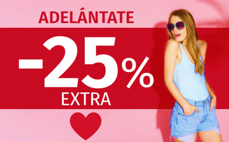 ZACARIS: 25% DESCUENTO EXTRA + (Descuentos hasta el 70%)