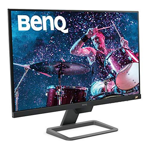 "BenQ EW2780 - Monitor de 27"" FullHD (1920x1080, 5ms, 75Hz, 3x HDMI, HDRi, FreeSync, Altavoces, Eye-care, Flicker-free, sin marco, VESA)"