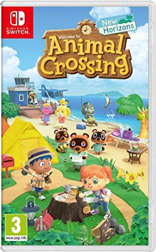 Nintendo Switch Animal Crossing New Horizons Por 45€