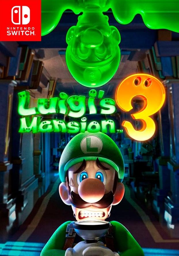Luigi's Mansion 3 | Nintendo Switch | 41€