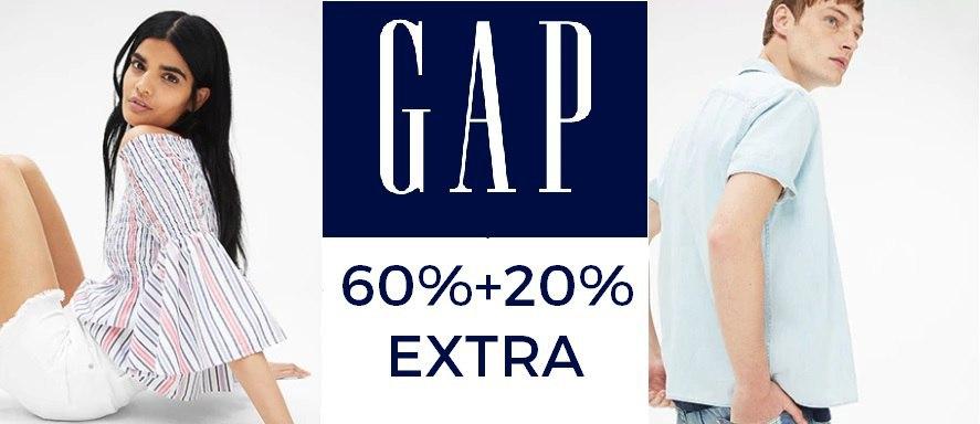 Descuento de 60% + 20% EXTRA