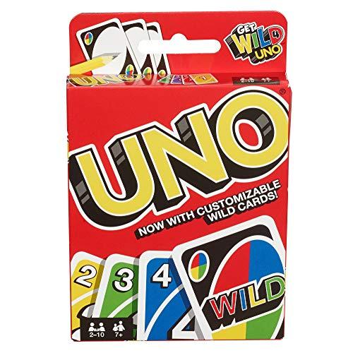 """Juego de cartas """"UNO"""" - Como Nuevo por sólo 3,81€ (Vendido y enviado por Amazon)"""