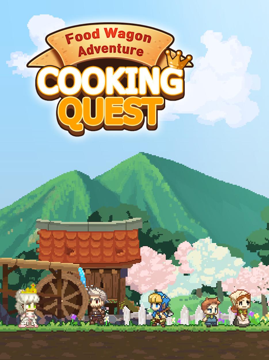 Cooking Quest: Las aventuras del carro de comida (Android)