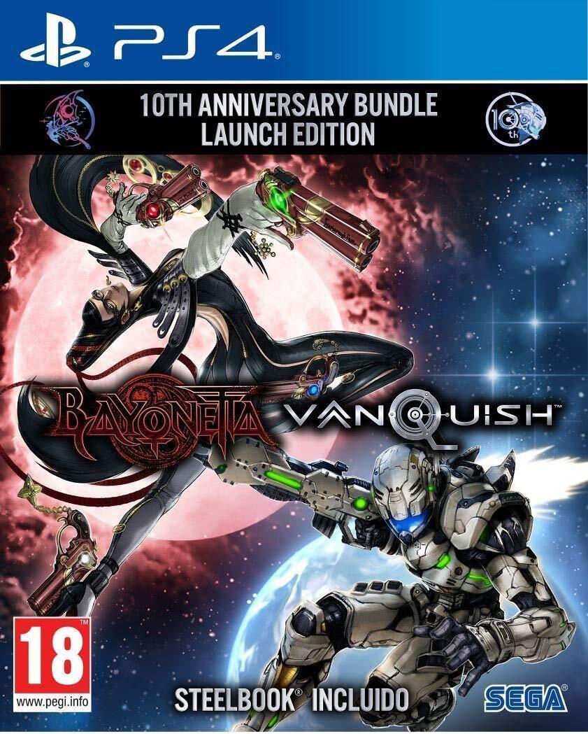 Bayonetta & Vanquish Bundle PS4 16.9€
