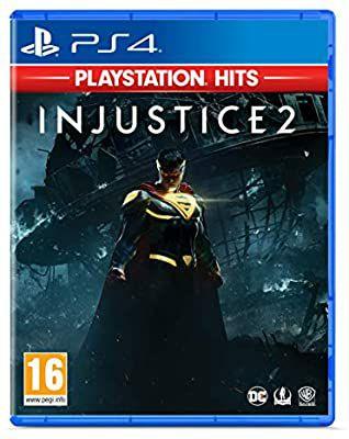 Injustice 2 (PS4) Standar Edition