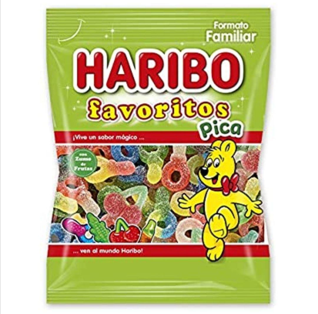 Haribo Favoritos Pica 275 gr