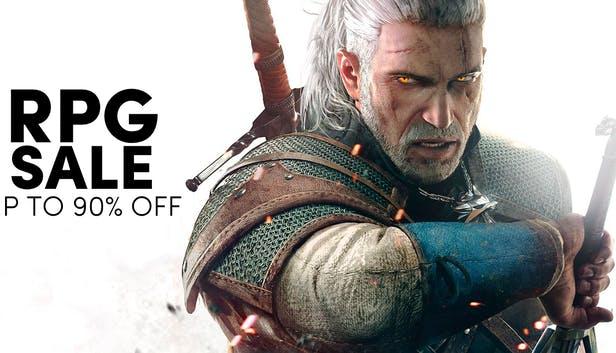 Rebajas en juegos RPG en Humble Bundle (pc)