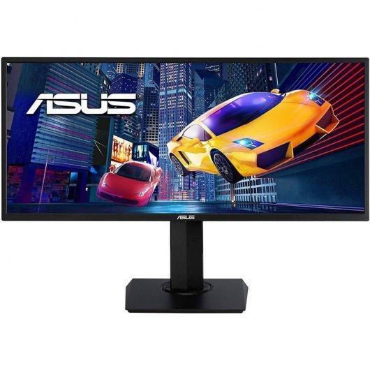 """Monitor Asus VP348QGL 34"""" LED UltraWide QuadHD HDR FreeSync"""