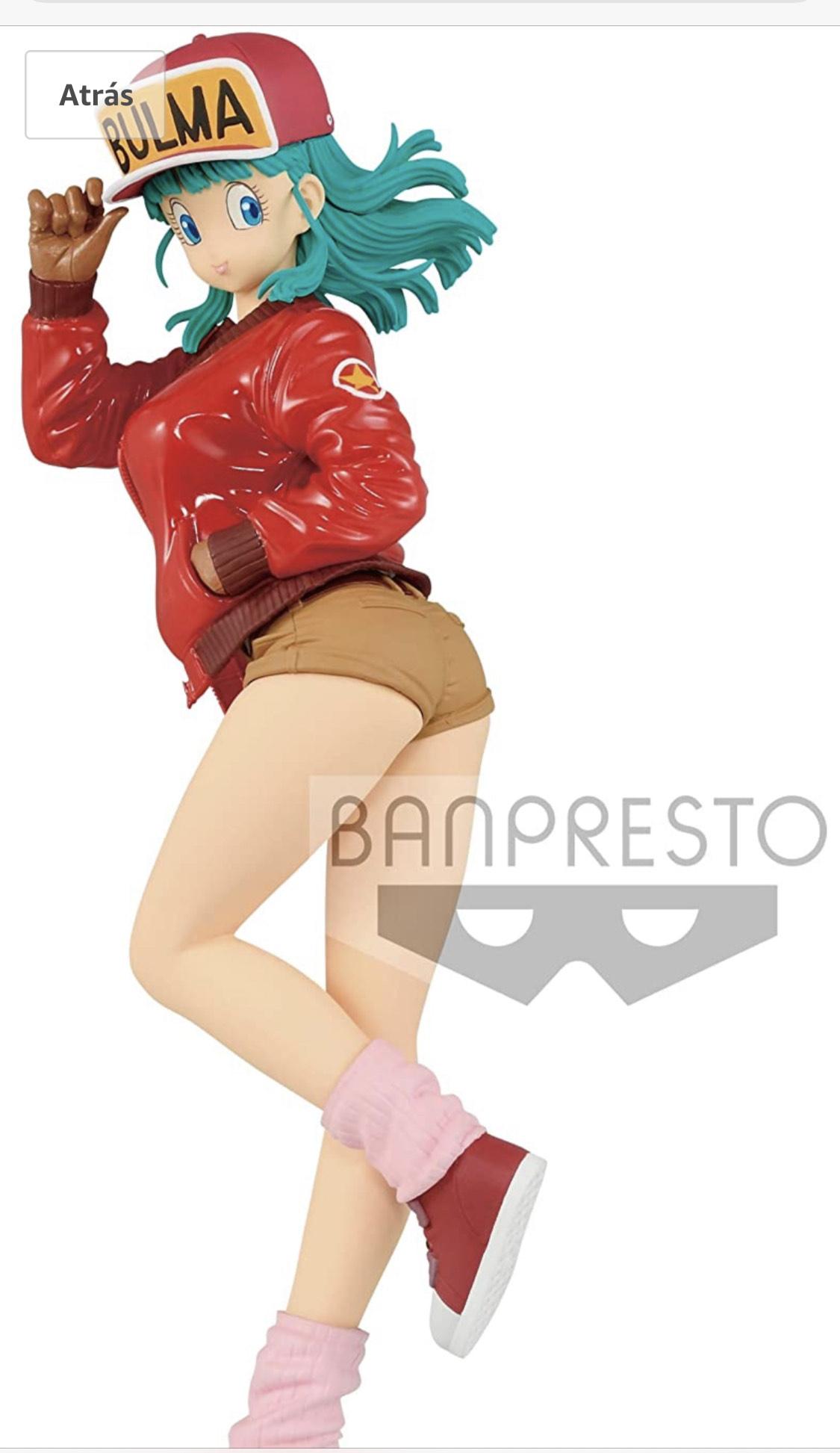 Figura Banpresto Bulma (Vendedor externo)