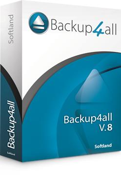 Gratis el software Backup4all