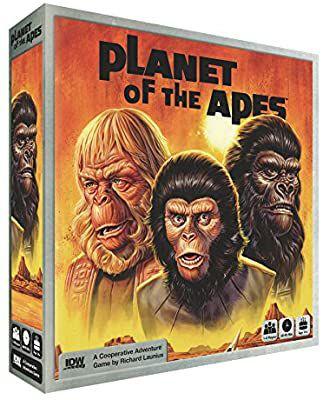 Juego de mesa planet of the apes