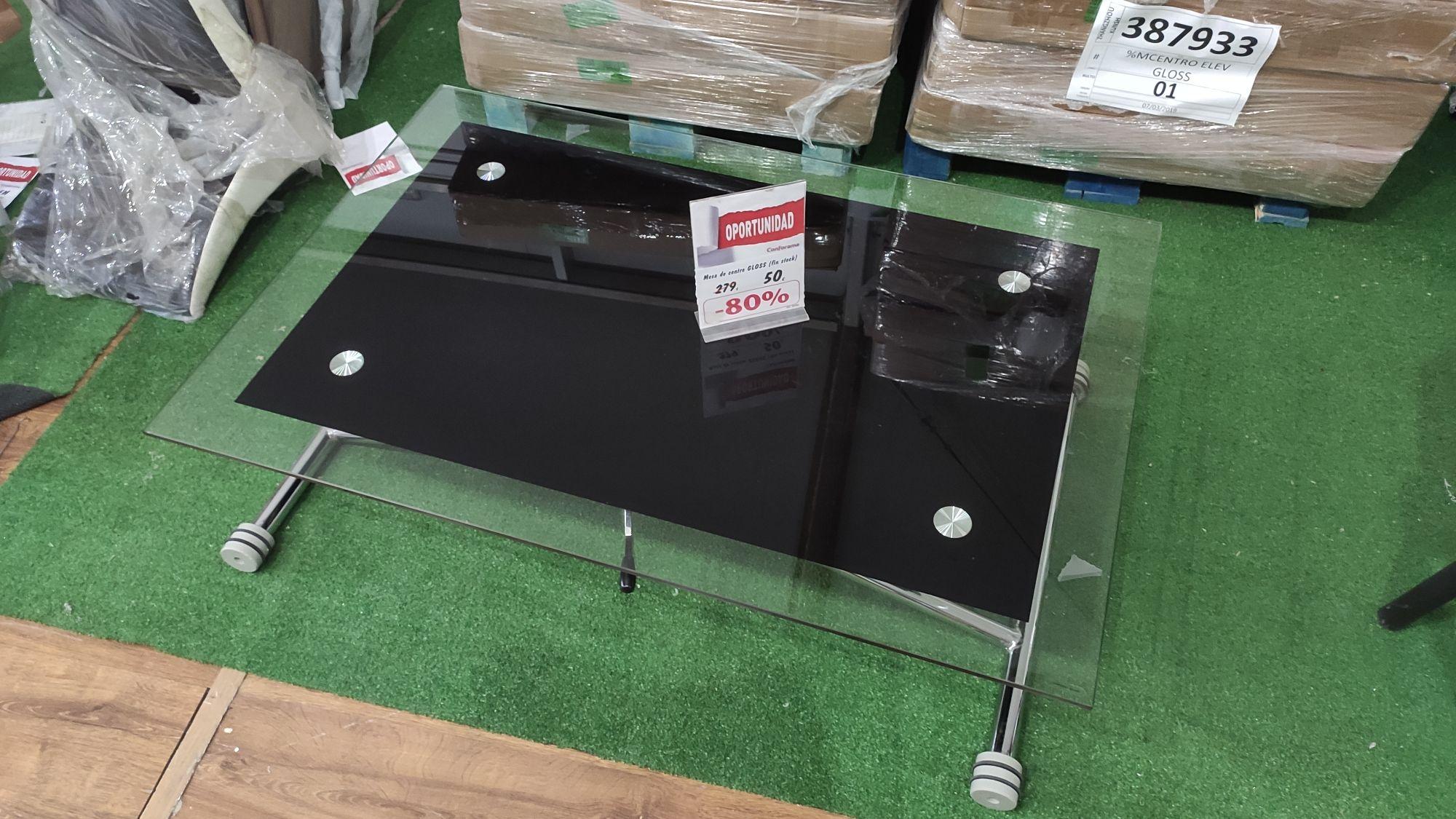 Mesa elevable gloss Conforama - solo local