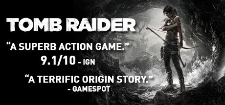 TOMB RAIDER Steam por menos de 3€