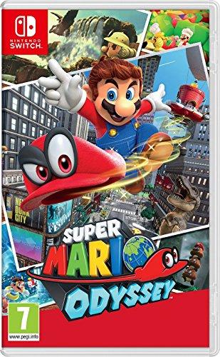 Super Mario Odyssey 6€ más barato