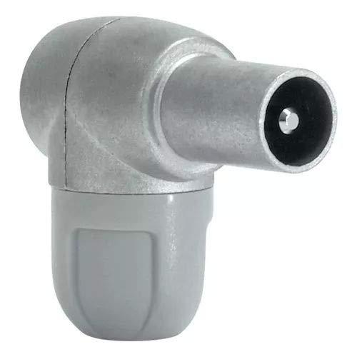 Conector macho diámetro 9,5mm - Televés F4312300 (Hembra también en oferta)