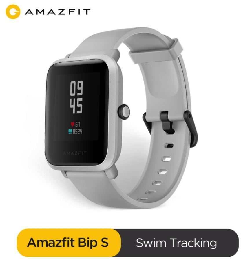 Xiaomi Amazfit Bip S desde España por solo 52€