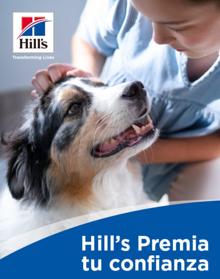 Prueba gratis: Hill's Prescription Diet, Hill's Vet Essentials y Hill's Science