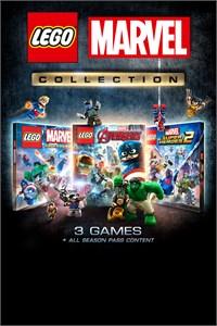"""Pack 3 juegos de XBOX one de Los Vengadores """"edición gold"""" (LEGO MARVEL COLECTION)"""