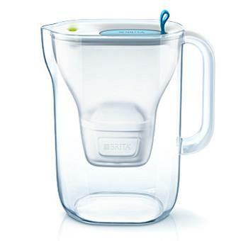 Brita jarra style azul+1 filtro 2.4l (Vendedor externo)