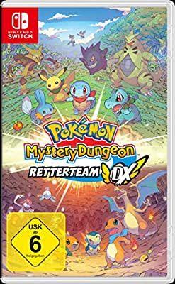 Pokemon Mystery Dungeon: Retterteam DX [Importacion Alemania] (Reacondicionado)
