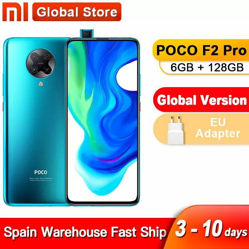Poco F2 PRO 6/128 a 368€ (desde España)