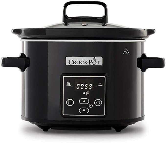 Olla de cocción Crock-Pot CSC061X 2.4 L