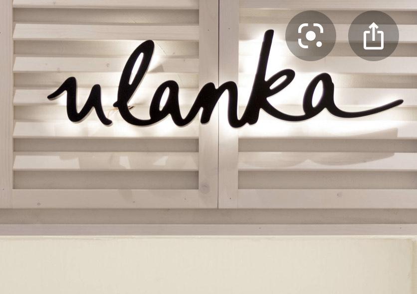 -20% en todos los articulos de hombre ulanka