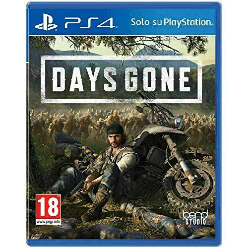 Days Gone para PS4 [Importación italiana]