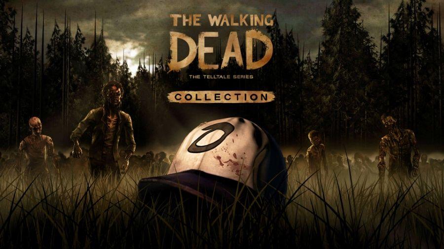 Colección Telltale's The Walking Dead PS4.